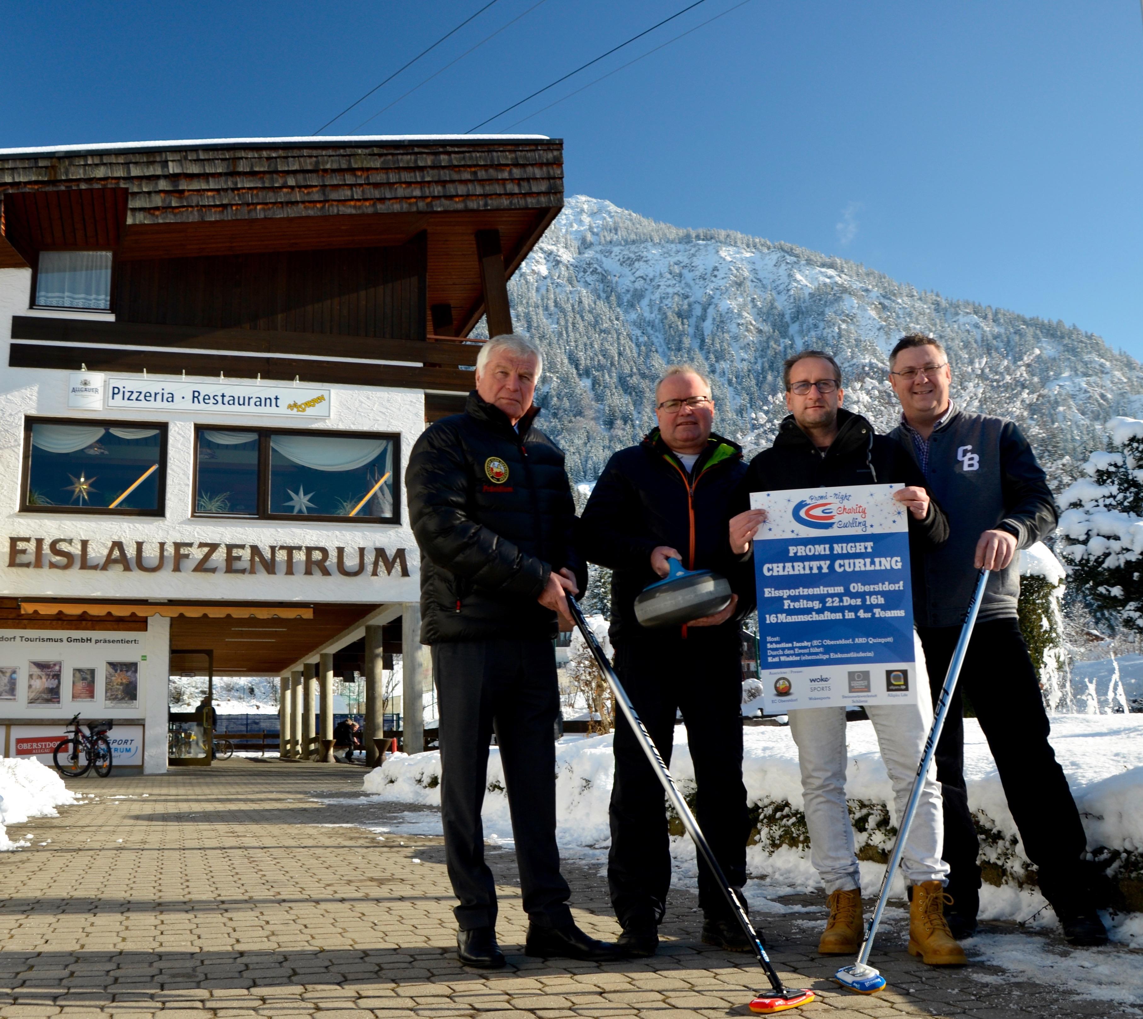 charity curling vor weihnachten eissportclub oberstdorf e v. Black Bedroom Furniture Sets. Home Design Ideas
